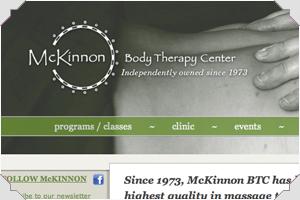 McKinnon Massage